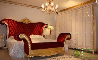 tempat tidur princess luxury ukiran mewah jepara