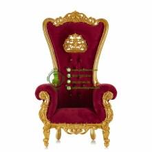 kursi princess mahkota gold terbaru (1)