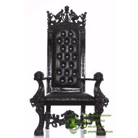 kursi raja gothic black ukiran jepara (3)